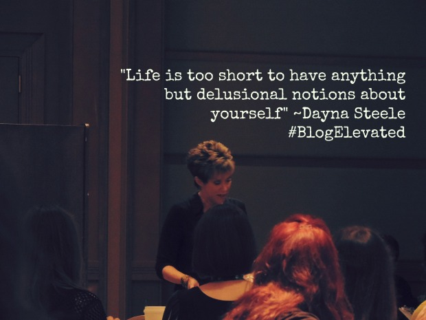 dayna steele quote